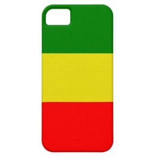 Rasta Case iPhone 5 Covers