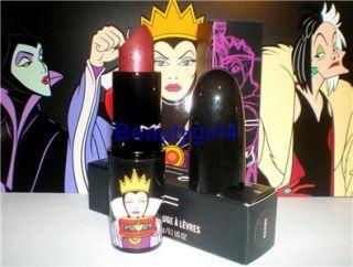 Mac Venomous Villains Evil Queen Lipstick Sinister