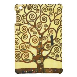 Gustav Klimt Tree of Life iPad Mini Case
