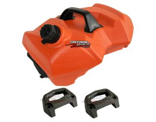 Ski Doo Snowmobile LINQ Jerry Can Fuel Caddy Gas Can Container