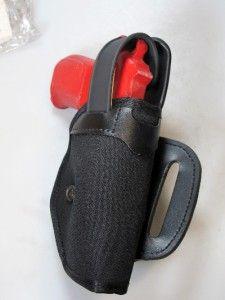 G909 1 Nylon Gun Holster Glock 19 23 Ruger P93D P95 s w 3913 6904