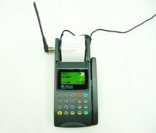 Lipman Lip Nurit 3010 Wireless Portable POS EDC Credit Card Terminal