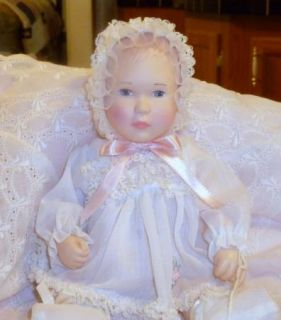 Vintage Effanbee Baby Lisa Doll 1980