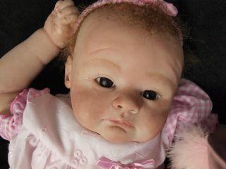 Keira Beautiful Reborn Baby Girl Little Kisses Forever Nursery