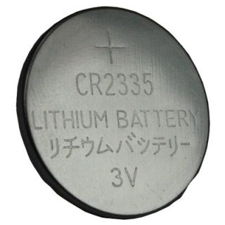 Evergreen CR2335 Lithium Coin Cell Battery DL2335 ECR2335 KL2335