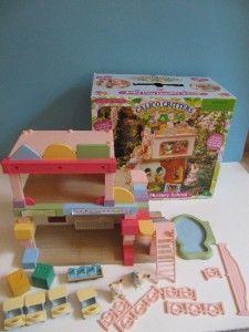 Calico Critters Sylvanian Families Baby Nursery School House