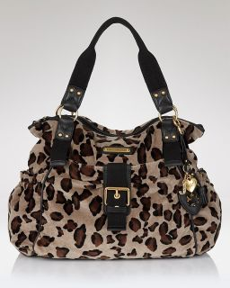 Juicy Couture Leopard Cheetah Animal Print Daydreamer Handbag