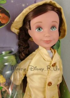 New  Lizzy Tinker Bell Great Fairy Rescue