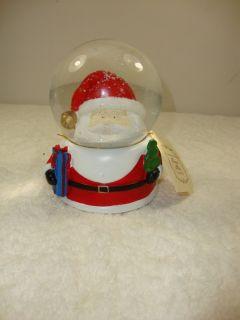 Limited Edition Bernard Klaus Collection Santa Claus Snow Globe