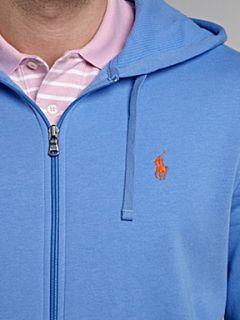 Polo Ralph Lauren Zip through sweater Blue