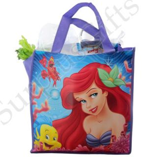 You are buying one brand new Disney Littler Mermaid Ariel Reusable