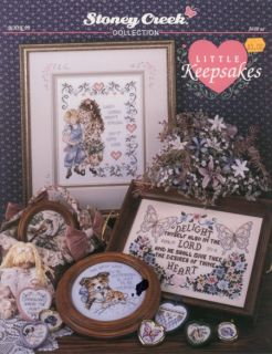 Little Keepsakes Stoney Creek Cross Stitch Pattern
