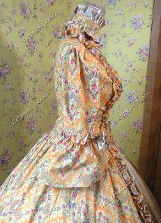 Victorian Gothic Lolita Dress Ball Gown Wedding 138 M