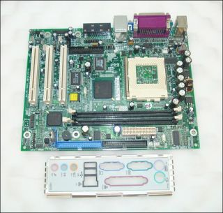 EMachines 128401/ Lomita 010116 REVD Socket 370 Motherboard With I/O