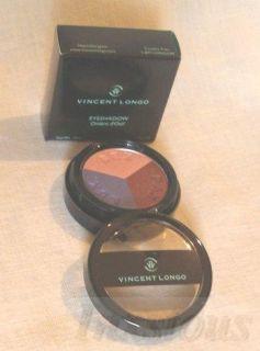 Vincent Longo Eyeshadow Trio Sex Lux Pax Venus Envy Box