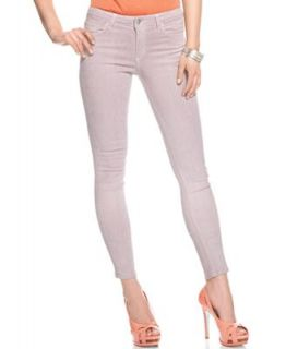 Else Jeans Skinny Jeans, Python Printed Colored Denim