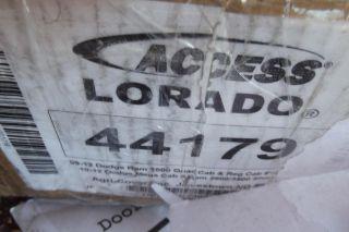 New Open Box Access 44179 Lorado Low Profile Roll Up Tonneau Cover