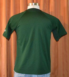 Sleeve Green Baseball Practice Jersey Shirt Youth Boys Large