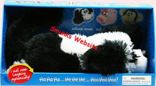 LOL Rollover Rover Dog Rolling Laughing Pet Animal Toy
