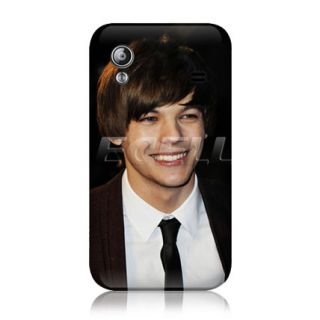 Louis Tomlinson One Direction 1D Back Case Cover for Samsung Galaxy