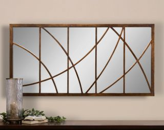 Loudon Large Contemporary Wall Floor Mirror