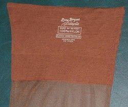 Stockings Sz 12 Outsize 39 Long XL Extra Long Lane Bryant