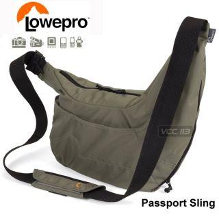 Lowepro Passport Sling Black DSLR Digital Camera Sling Bag for Nikon