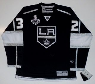 2012 Stanley Cup Los Angeles Kings Reebok Jersey Sewn Cup Patch