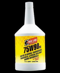 red line lubricants are unique because they contain pe polyol ester