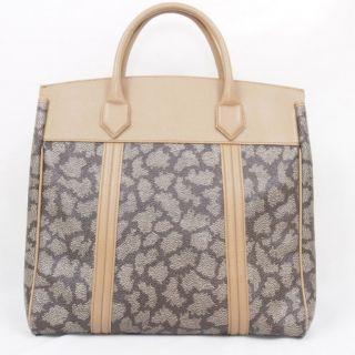 Vintage Yves Saint Laurent YSL Large Tote Bag Handbag Excellent