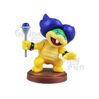 Furuta 2012 Super Mario Bros Ludwig von Koopa Action Figure Wii vol 3