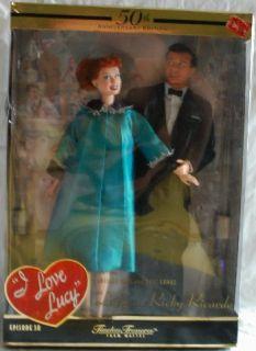 Love Lucy Ricky Ricardo 50th Anniversary Barbie