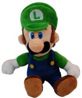 Super Mario Bros Nintendo Wii 6 Plush Set of 8 New