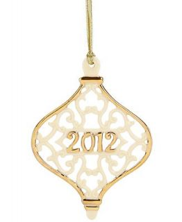 Lenox Christmas Ornament, 2012 A Year to Remember