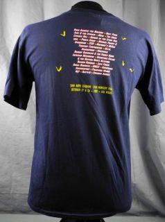 Vegoose 2007 Rage Against The Machine Daft Punk Mens T Shirt Medium