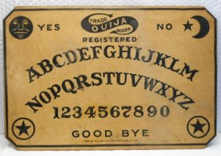 Vintage William Fuld Ouija Board
