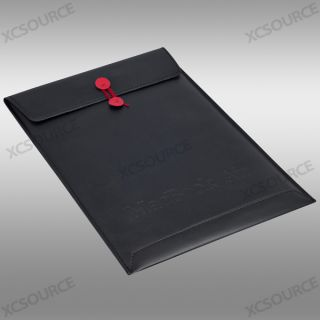 Black Leather Case Cover for MacBook Air 11 11 6 EA403