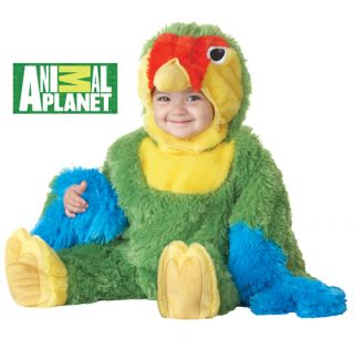 Rio Parrot Baby Costume Infant Animal Planet