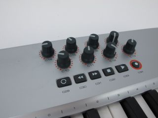 Audio Oxygen 61 USB MIDI Keyboard