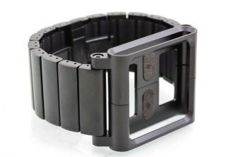 LunaTik Lynk Watch Wrist Strap for iPod Nano 6g Black New