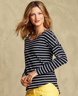 NEW Tommy Hilfiger Dress, Long Sleeve Paisley Print Shirtdress