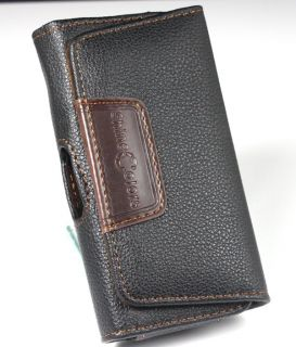 New Shinecolors Leather Belt Clip Case for Apple iPhone 4G 3G 3S High