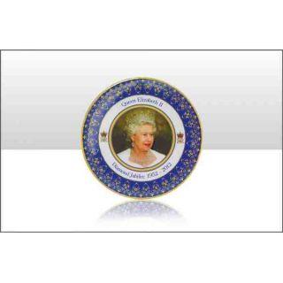 Diamond Jubilee Fridge Magnet Queen Elizabeth II 2nd Souvenir Gift 60