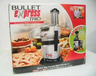 Magic Bullet Ber 0601 Bullet Express Trio Blender