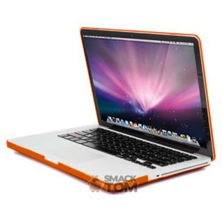 Rubberized Hard Case Cover+Silicone Keyboard Skin For Macbook Pro 13