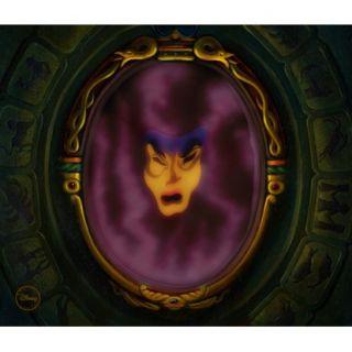Snow White Magic Mirror Chroma Cel
