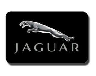 Jaguar Logo Car New Original Sign Ads Fridge Magnet