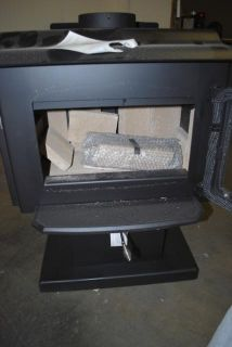 Majestic Small Mobile Home Wood Burning Stove WR247001