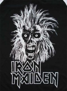 Iron Maiden T Shirt Eddie NWOBHM Metal Rock Punk Killers Paul DiAnno