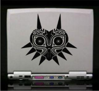 The Legend of Zelda Vinyl Decal Majoras Mask Sticker